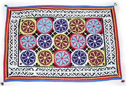 Sindhi Ralli Quilt Designs Buy Aplic Work Bed Sheets