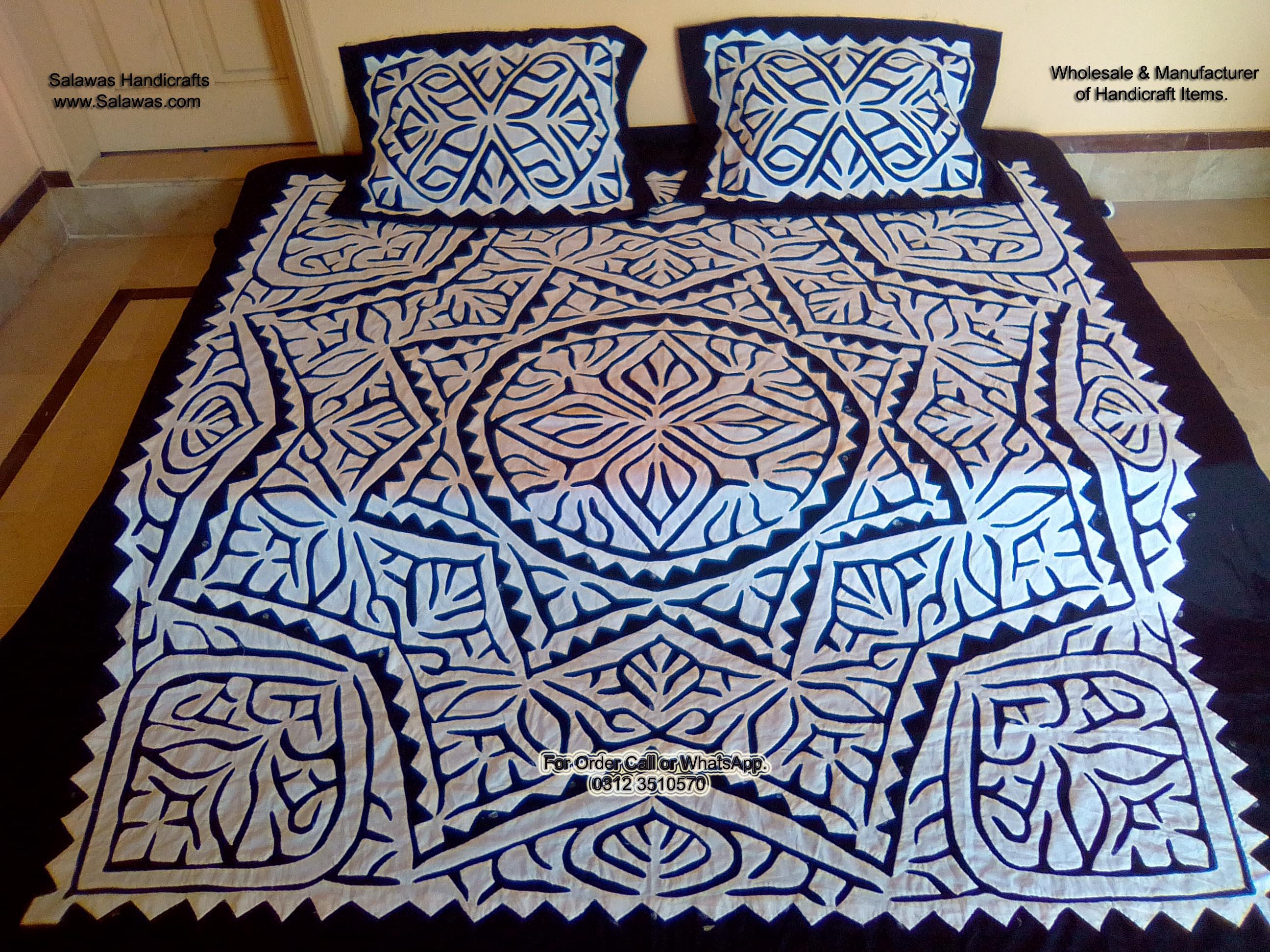 Buy Aplic Work Bed Sheets Amp Aplic Dresses In Pakistan